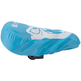 Crazy Safety Saddle cover blue